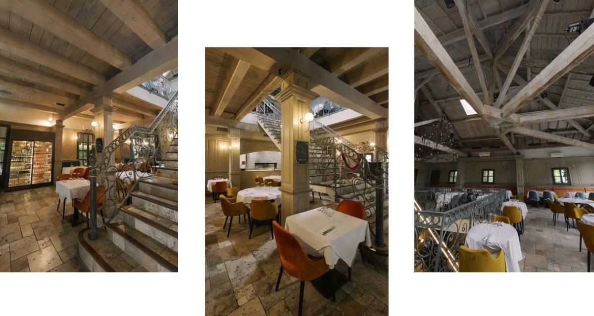 Le Restaurant - La Villa Dona - La Valentine